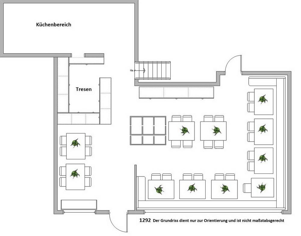 Cafe im Badzentrum - Schneider Immobilien St. Peter Ording